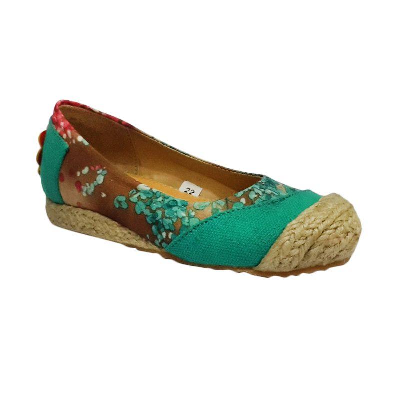 Caute Flowers Tosca Girls Flat Sepatu Anak