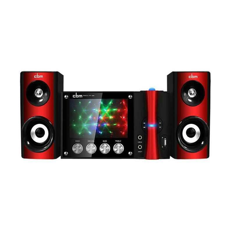 CBM HY 586 Merah Speaker