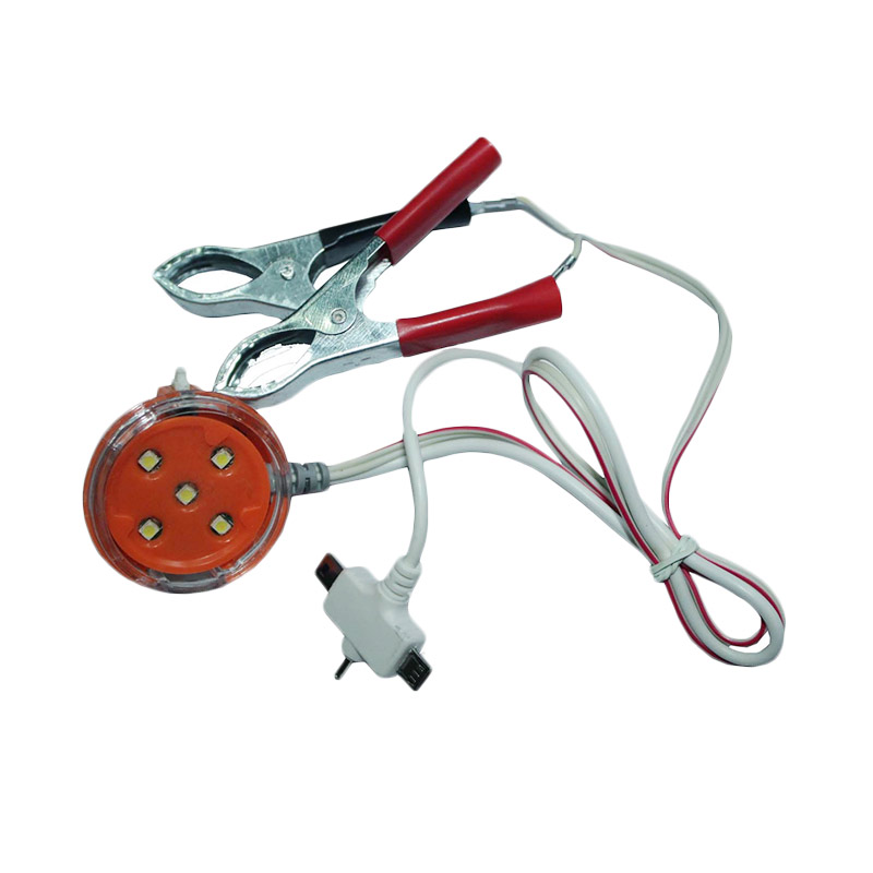 CCC 4 in 1 Charger for Motor With LED