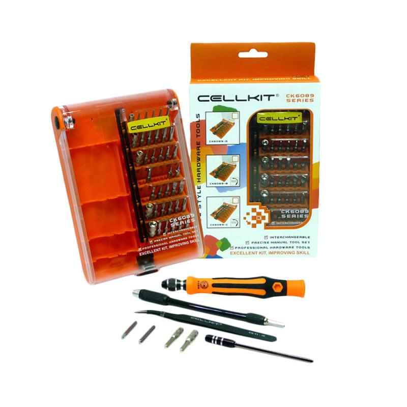 harga Cellkit 6089C Obeng Set Blibli.com