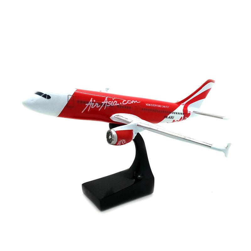 Central Kerajinan Miniatur Pesawat Terbang Air Asia Terbaru Agustus 2021 Harga Murah Kualitas Terjamin Blibli