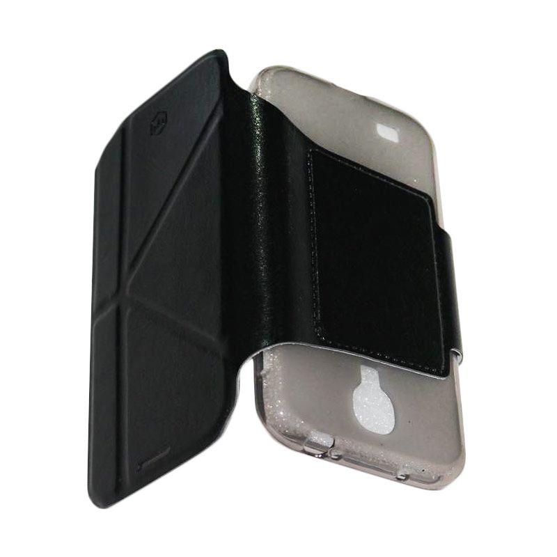 Havit Flip cover Samsung S4 HV-MSM403 Hitam