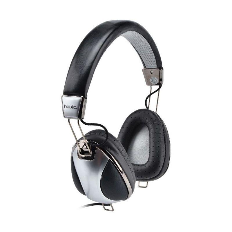 Havit Headset HV-H90D Hitam