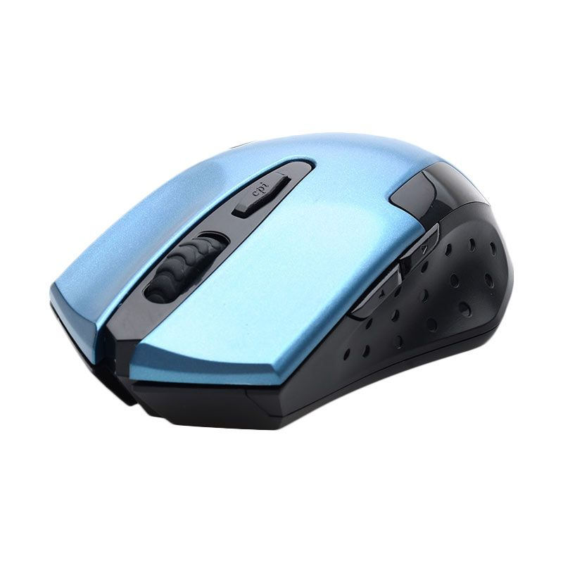 Havit Mouse Wireless HV - MS966GT Biru