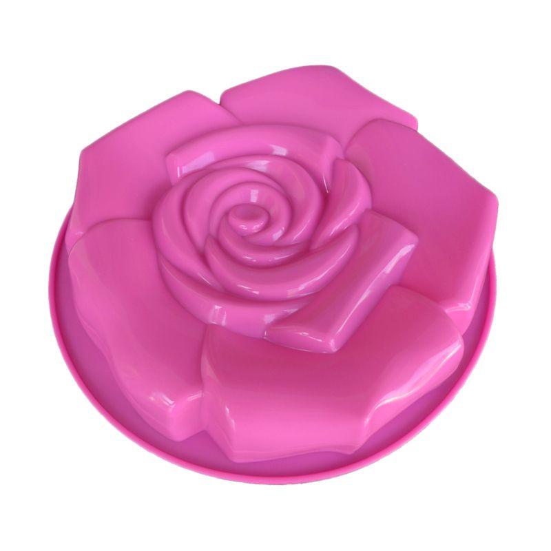 Cetakan Jelly Big Rose II Cetakan Kue or Puding
