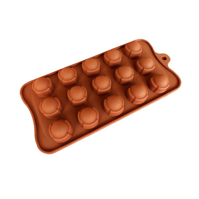 Cetakan Jelly Bolts Cetakan Coklat or Puding