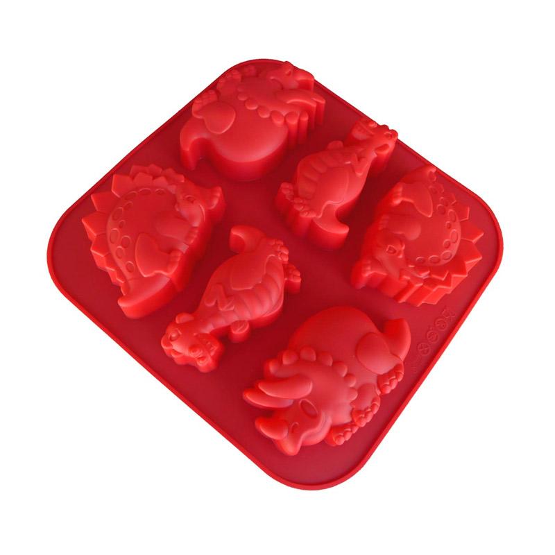 harga Cetakan Jelly Dino Family Cetakan Kue atau Puding Blibli.com