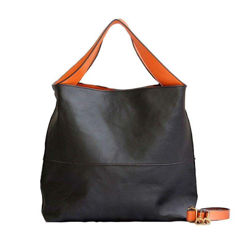 Ceviro Celoz Black Sling Bag