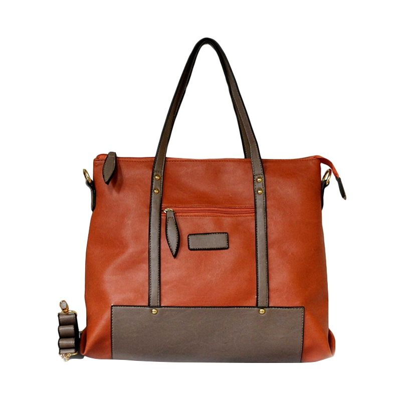 Ceviro Izzumi Shoulder Bag Orange Tas Selempang
