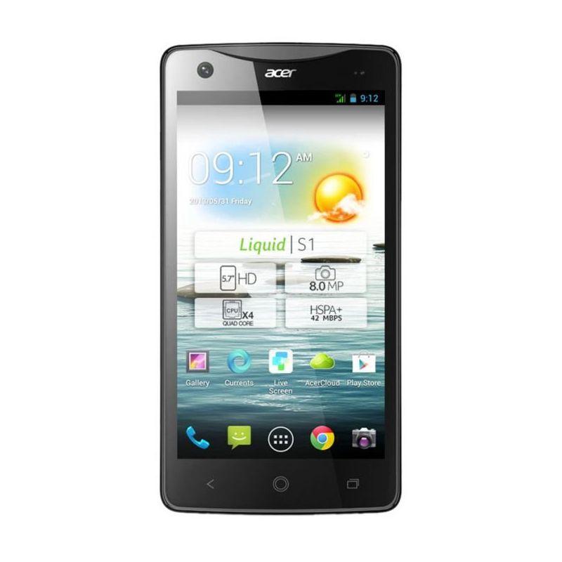 Acer Liquid S1 S510 Black Smartphone