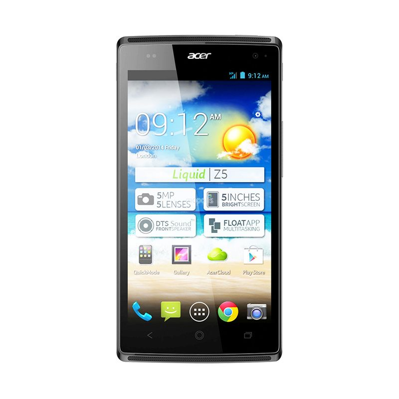 Acer Liquid Z5 Z150 4 GB Grey Smartphone