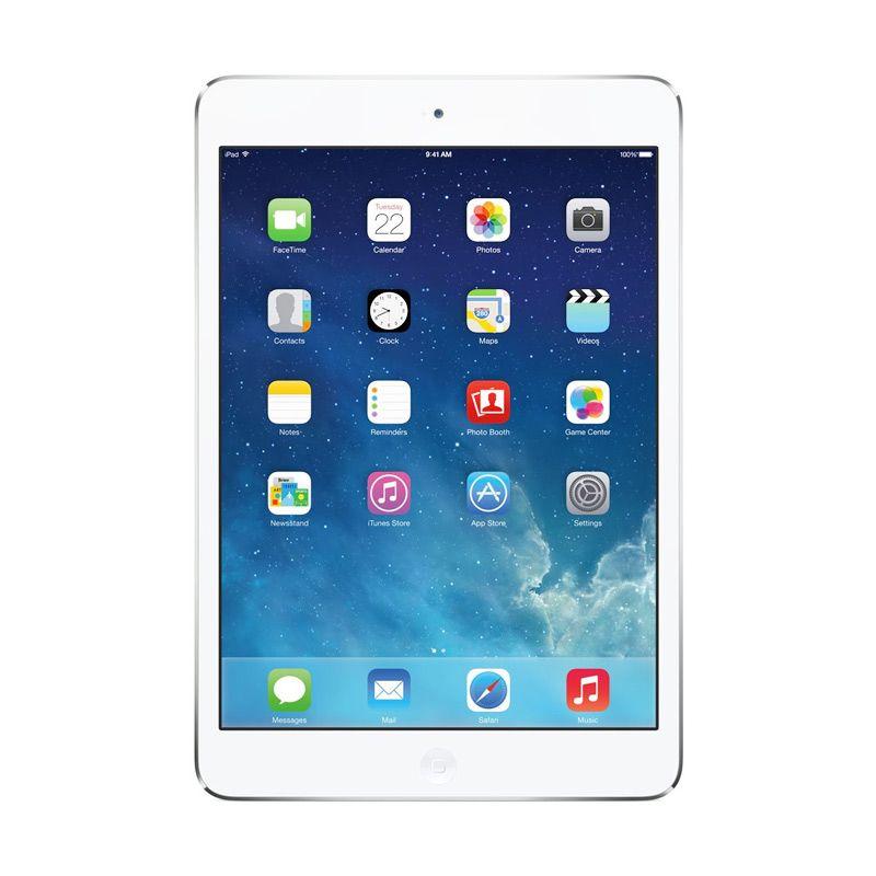 Apple iPad Mini Retina 128 GB Silver Tablet [Wifi + Cellular]
