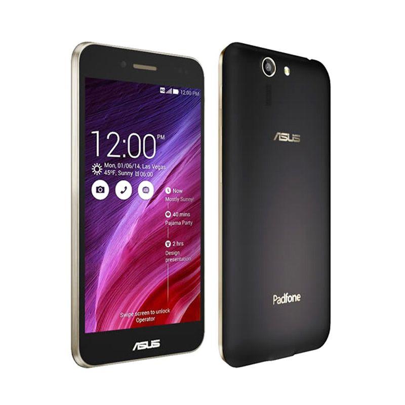 Asus Padfone S PF500KL Hitam Smartphone