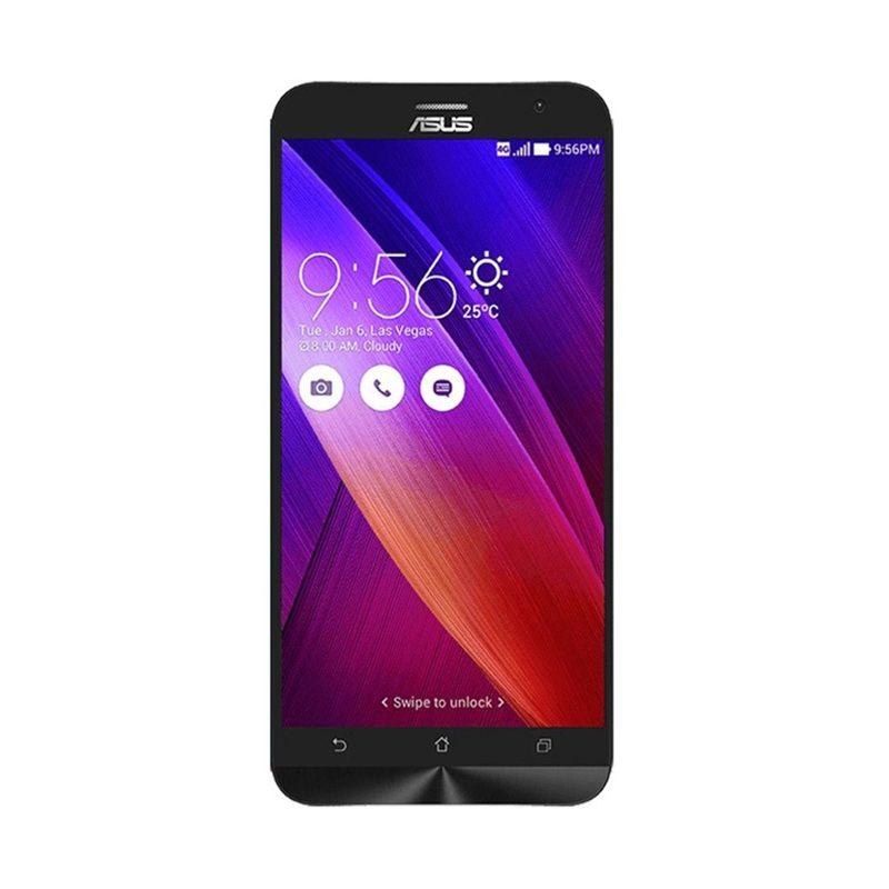 Asus Zenfone 2 ZE551ML Silver Smartphone [32 GB/Garansi Resmi]