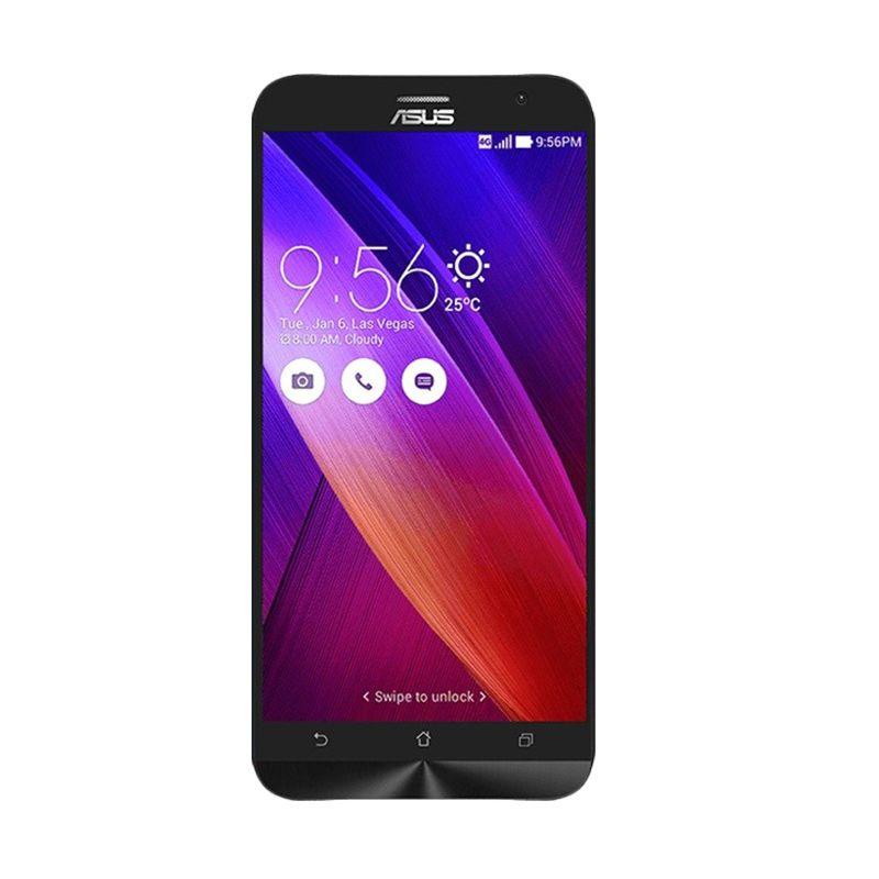 Asus Zenfone 2 ZE551ML Silver Smartphone [16 GB/Garansi Resmi]
