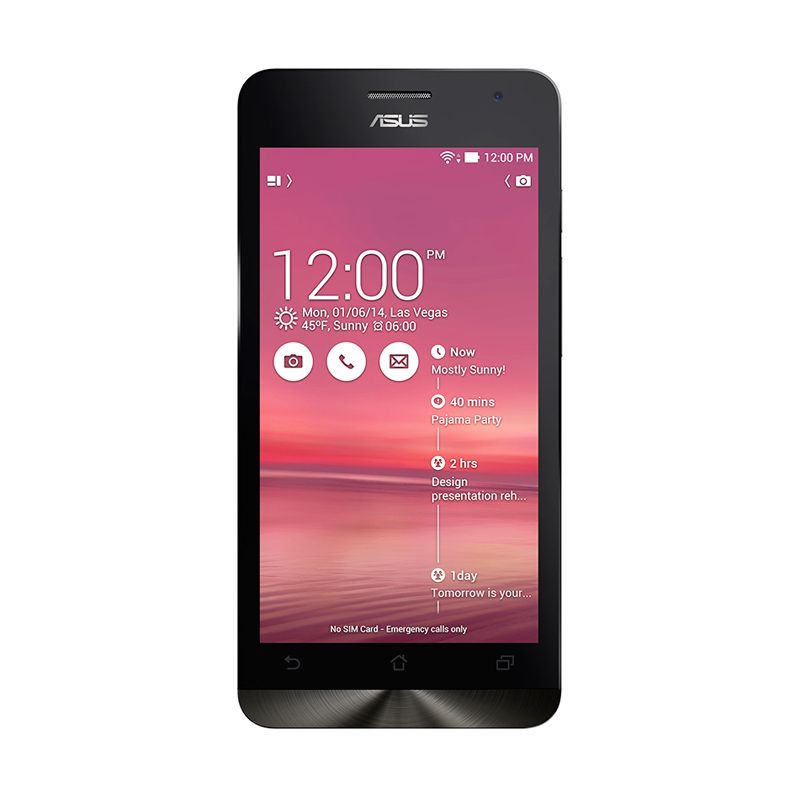 Asus Zenfone 6 A600CG Cherry Red Smartphone [16GB]