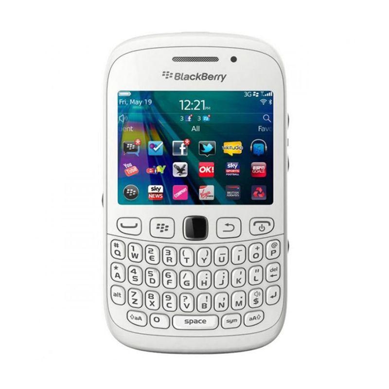 BlackBerry Davis 9220 Putih Smartphone [Garansi Resmi]