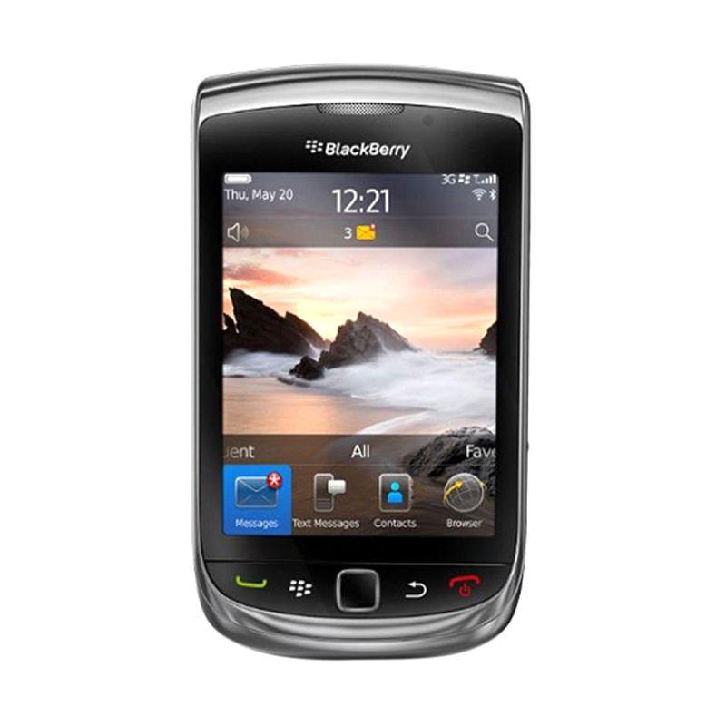 BlackBerry Torch 9800 Hitam Smartphone [Garansi Resmi]
