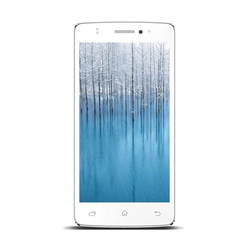 Bolt 4G IVO V5 8 GB Putih Smartphone