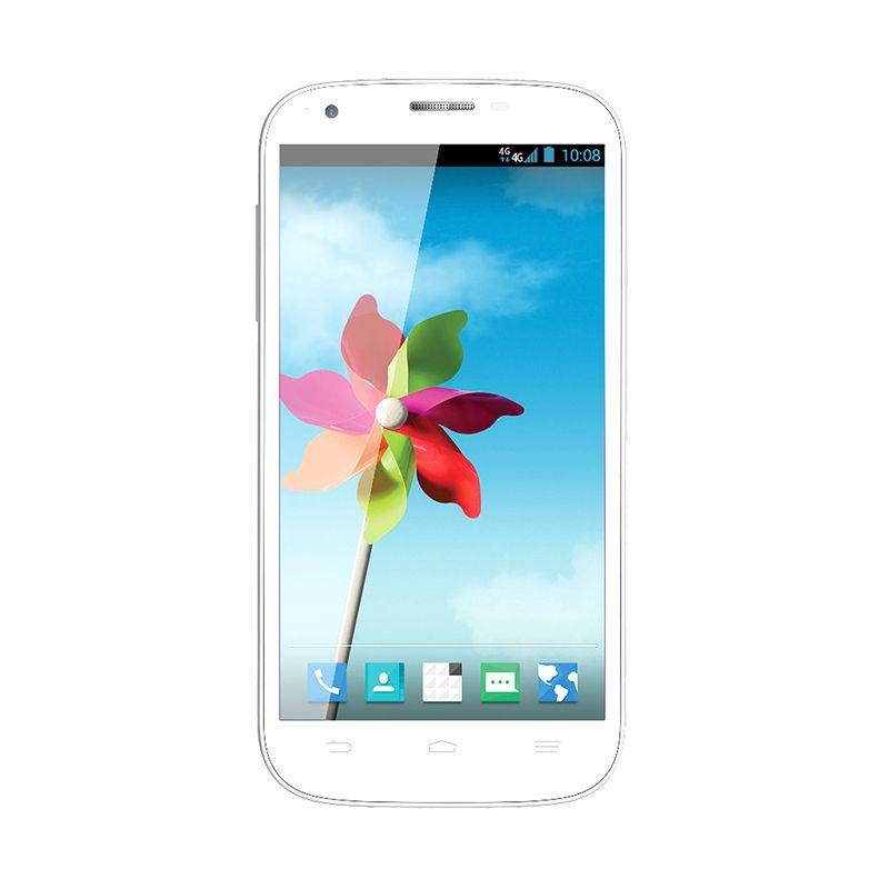 Bolt ZTE V9820 8 GB Putih Smartphone