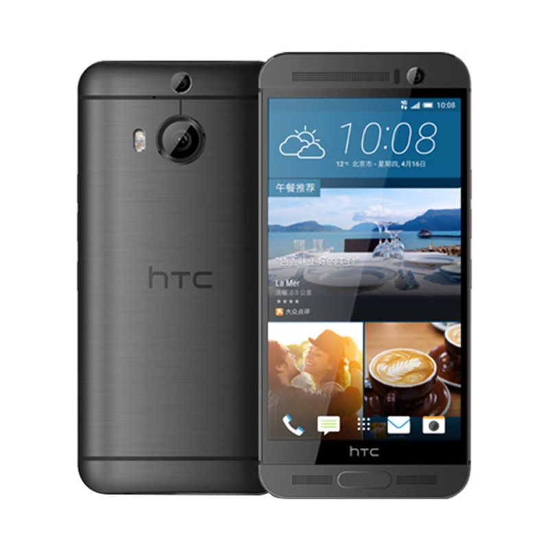HTC One M9+ GunMetal Smartphone