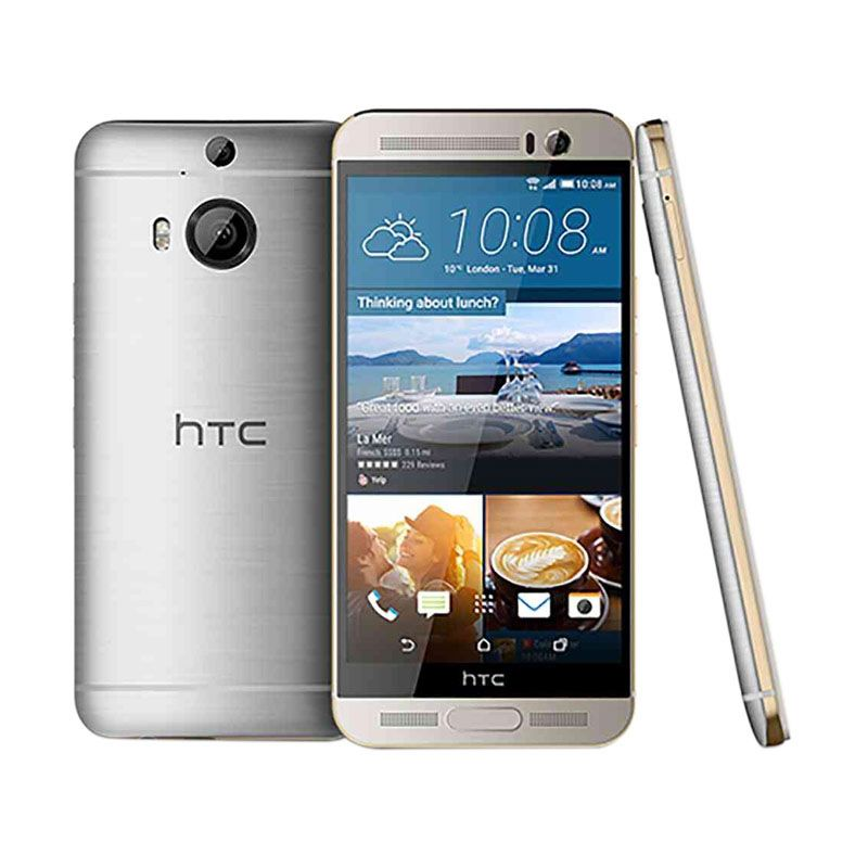 HTC One M9+ Silver Smartphone
