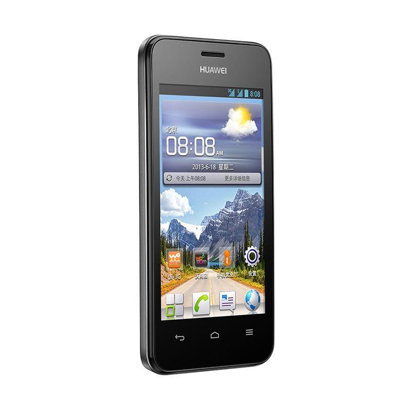 Huawei Ascend Y320 Hitam Smartphone
