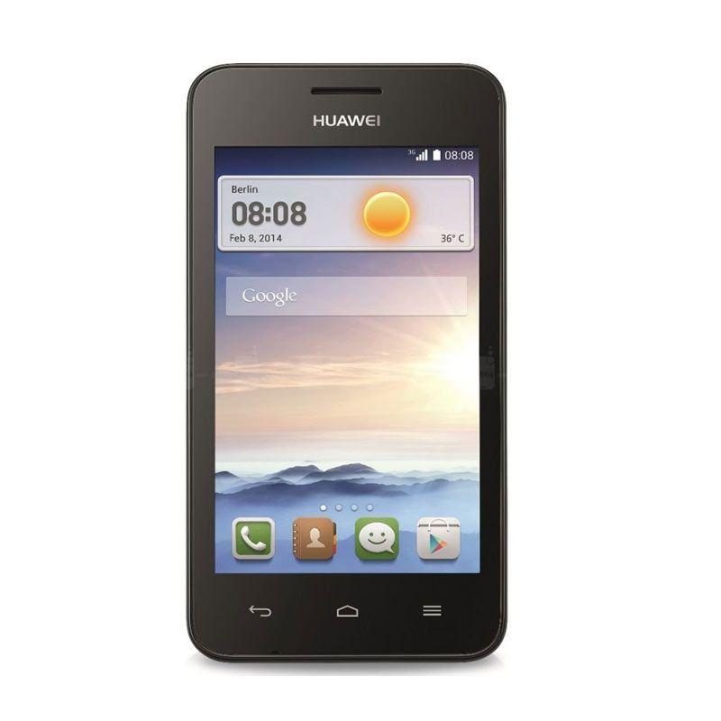Huawei Ascend Y330 4 GB Hitam Smartphone