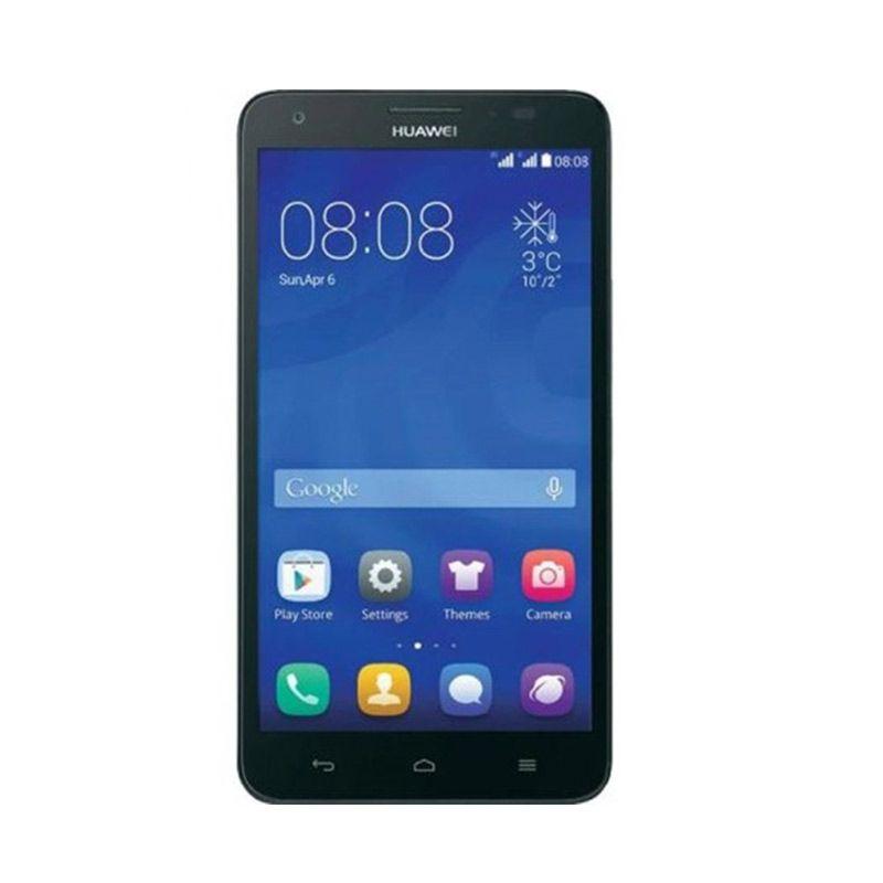 Huawei Honor 3X G750 Hitam Smartphone