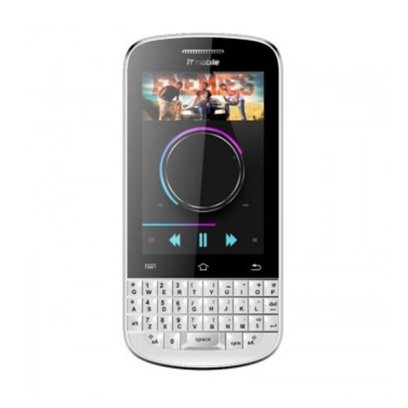 IT Mobile Bebe Chatting 3G Phone Putih Smartphone