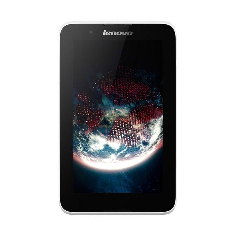 Lenovo Tab A5500 8 GB Putih Tablet Android