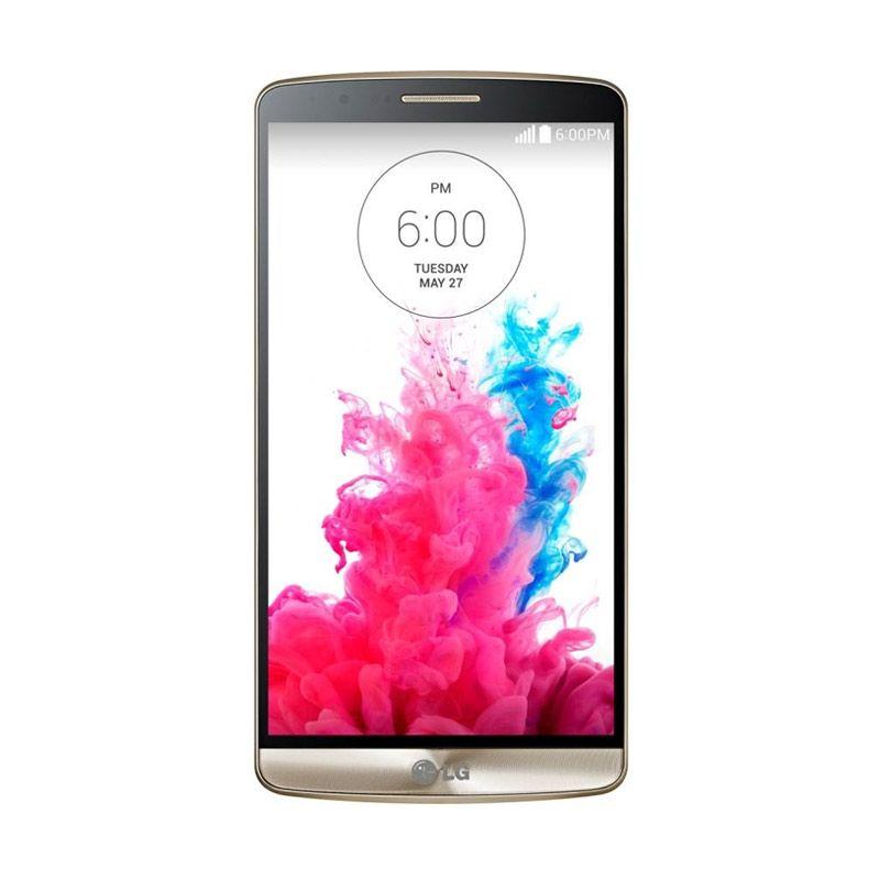 LG G3 D855 Quadcore 4G LTE - 32 GB Gold Smartphone