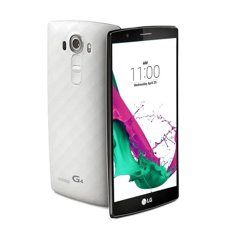 LG G4 H818P Ceramic White Smartphone