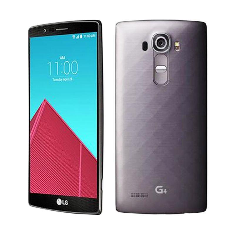 LG G4 H818P Metallic Gray Smartphone