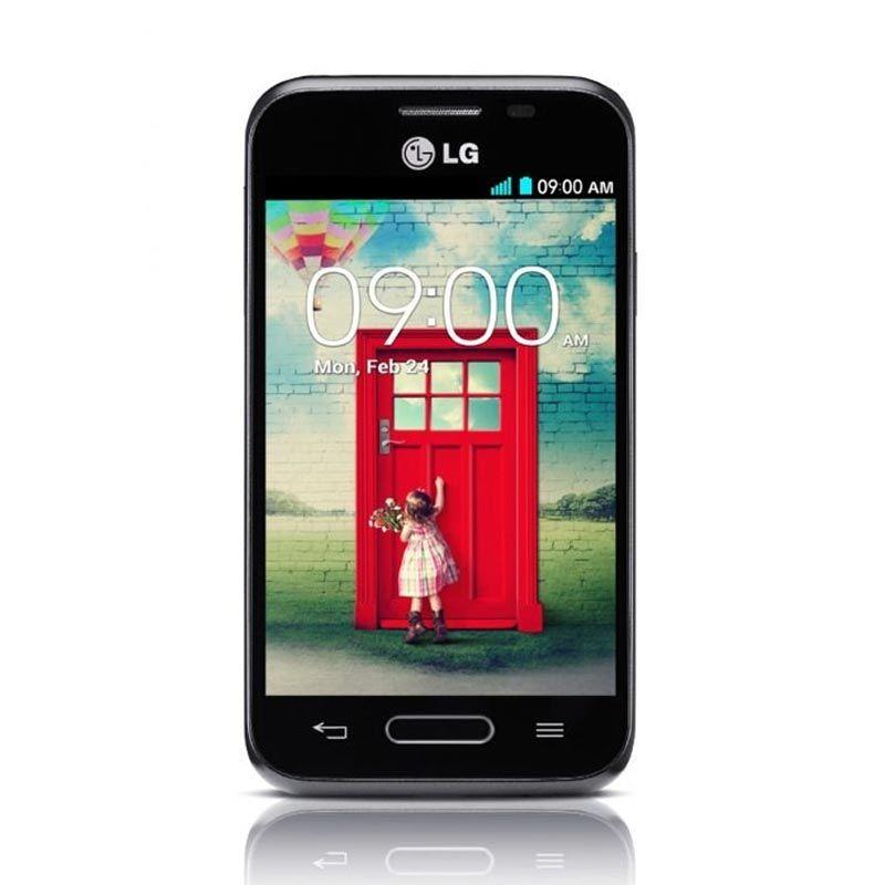 LG L40 Dual Sim Hitam Smartphone