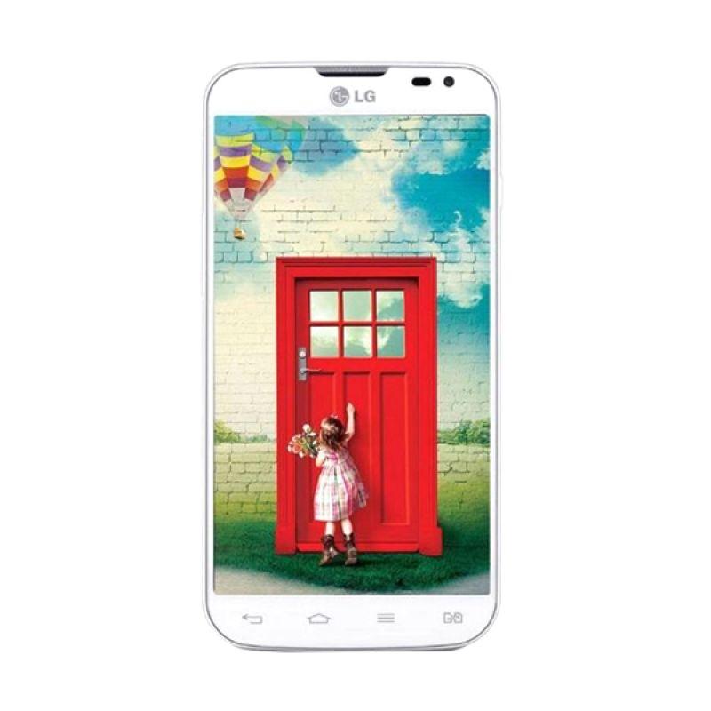 LG L90 Dual D410 Putih Smartphone