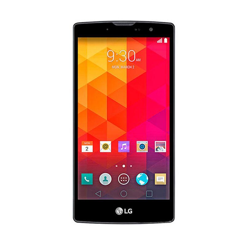 LG Magna Y90 Hitam Emas Smartphone