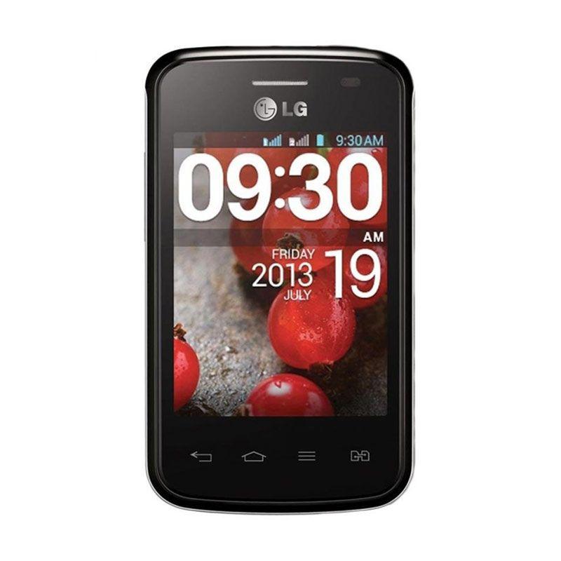 LG Optimus L1 II E410 Hitam Smartphone