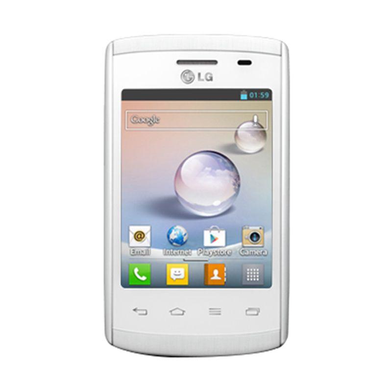 LG Optimus L1 II E410 Putih Smartphone