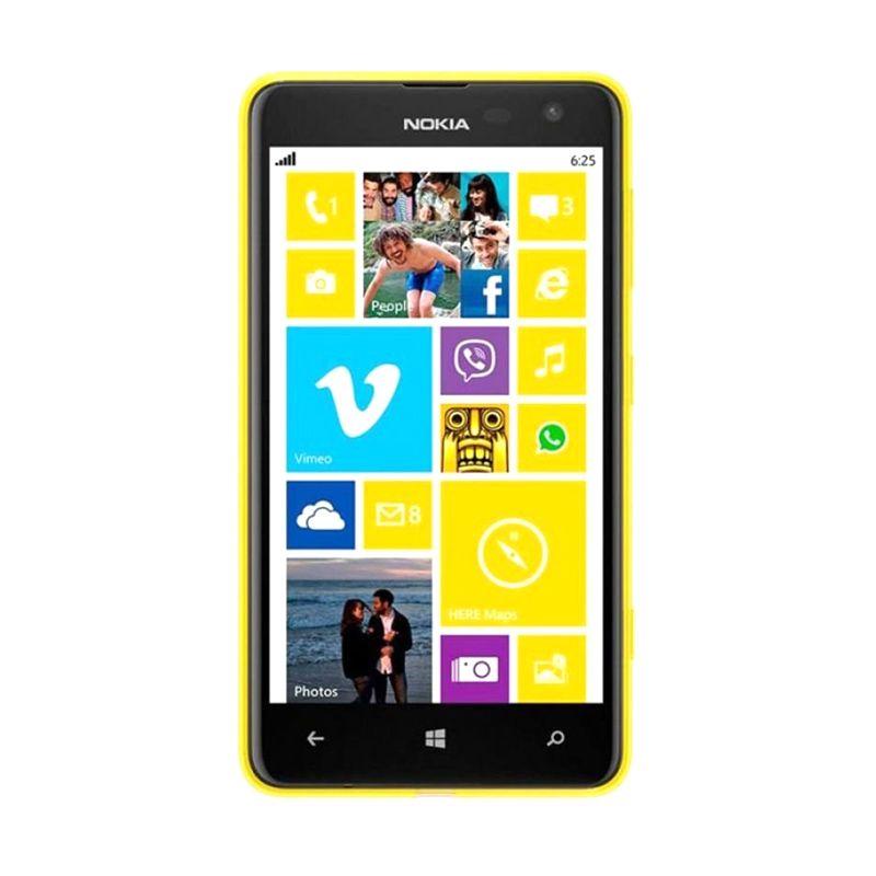 Nokia Lumia 625 Kuning Smartphone