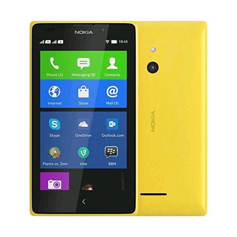 Nokia XL Kuning Smartphone