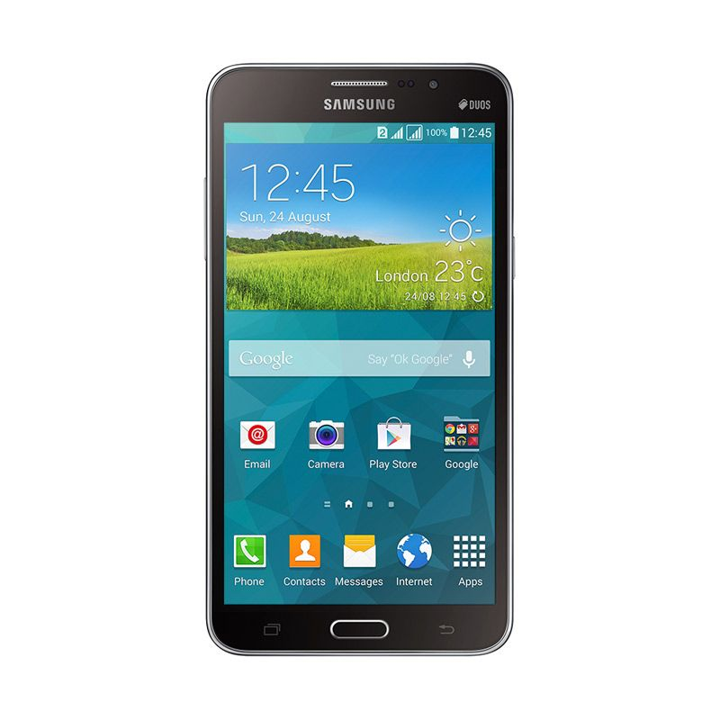 Samsung Galaxy Mega 2 SM-G750H Hitam Smartphone [8 GB]