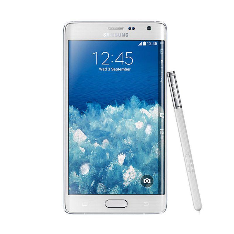 Samsung Galaxy Note Edge Putih [3 GB]