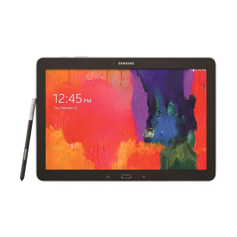 Samsung Galaxy Note Pro 12.2 P9000 Hitam Tablet Android