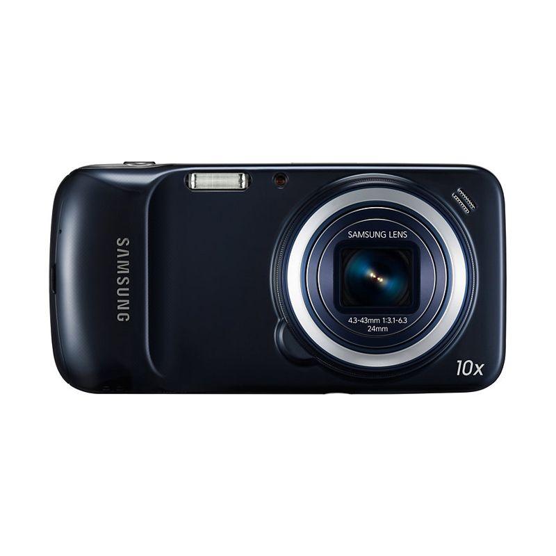 Samsung Galaxy S4 Zoom C101 Hitam Smartphone [8 GB]