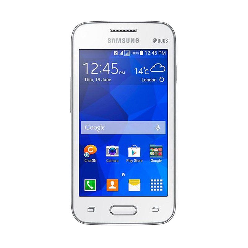 Samsung Galaxy V Plus SM-G318 Putih Smartphone