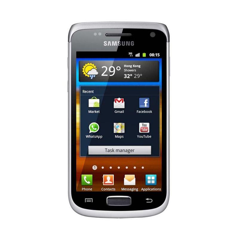 Samsung Galaxy Wonder i8150 Putih Smartphone