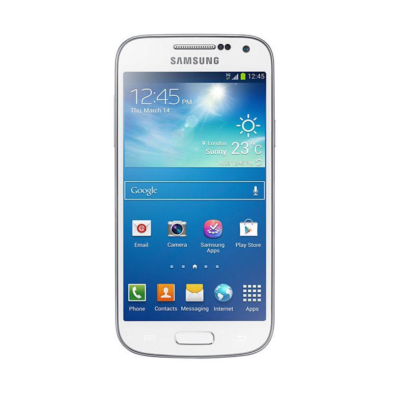 Samsung S4 Mini Putih Smartphone