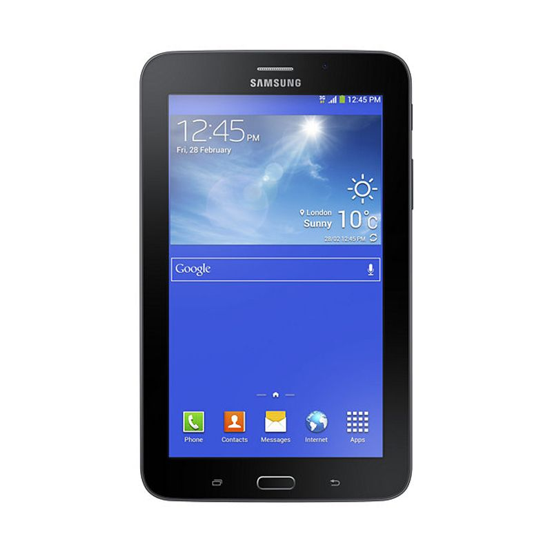Samsung Tab 3 V T116 Hitam Tablet [1 GB]