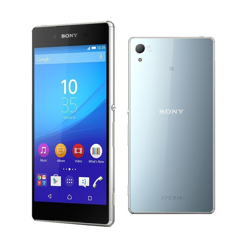 Sony Xperia Z3 Plus Aqua Green Smartphone